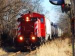 Belvidere & Delaware River Railway SW1200RS #8159 (Ex CP-Rail)
