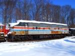 Amtrak FL9 #484