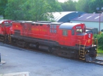 Morristown & Erie M424 #4223