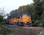 UP 8178 on Q301 (CSX Trenton Line)