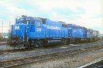 B&M GP38-2 208