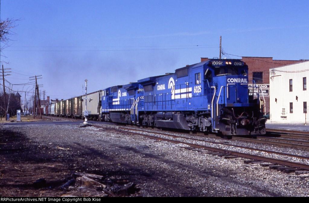 CR 6025 East