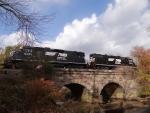 The stone bridge over the Pennsauken Creek