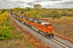 BNSF 9108 Leads C-NAMRRS1-03