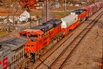 BNSF LNG Test Set 9130-933501-9131 on H-LINKCK1-14