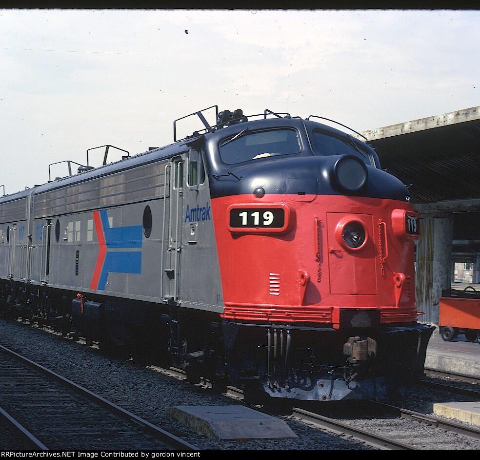 AMT FP-7 119
