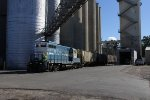 24 pulls through King Milling with the grain loads to spot