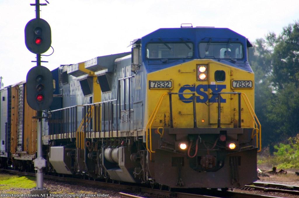 CSX 7832