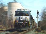Opposite Rail