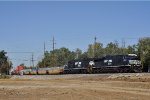 NS 8149 On NS 25 A Eastbound