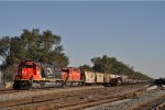 CN 5473 Ex O / W On CSX Q 507 Southbound