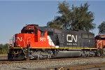 CN 5473 on CSX Q 507 South