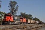 CN 5473 On CSX Q 507 Southbound