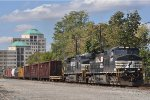 NS 9547 On NS 175 Eastbound