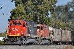 CN 5473 On CSX Q 507 Eastbound