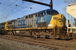 CSX AC44CW 5 looking a little worn out on Q410-19