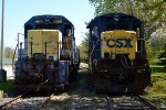 CSX Scrap at Essington