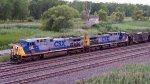 CSX WB Stone Train
