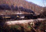 Clinchfield 676 hammering upgrade to the summit