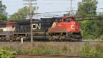 CN 8853 with a BC rail for power
