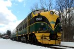 ADIX 1502 Leads Easter Bunny Express
