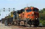 """CSX """"Dirty Dirt"""" train"""