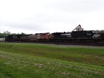 Broadside of the NS 874 power