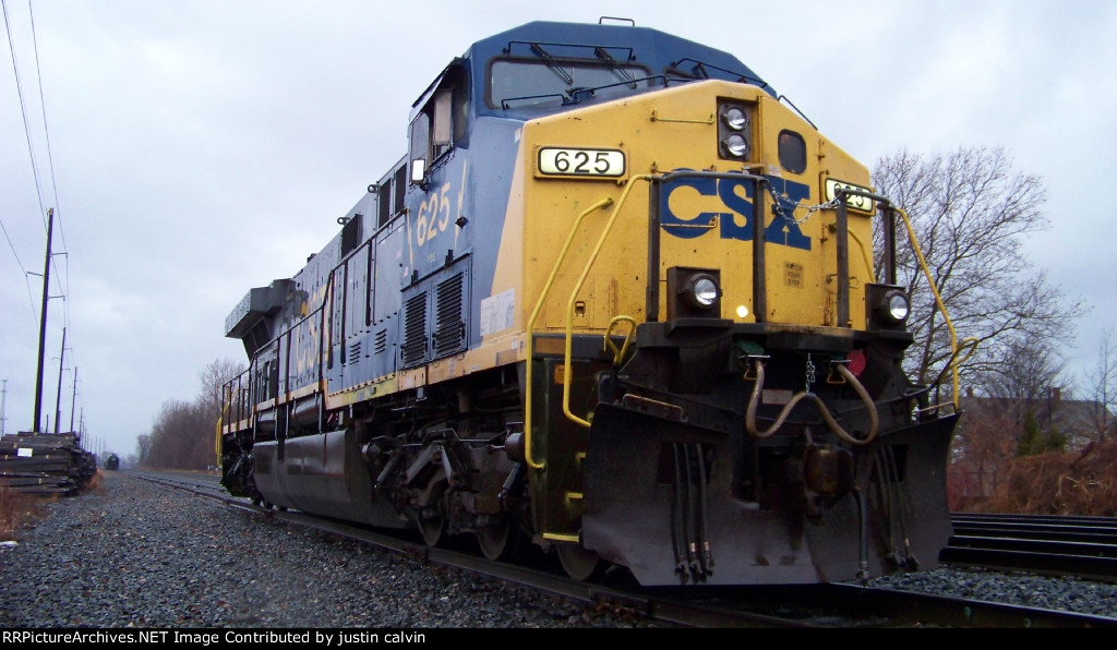 CSX 625