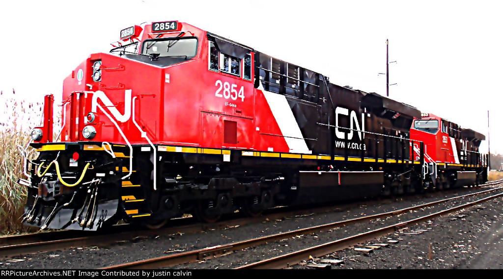 New CN GE gevos