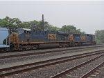 CSX 5360 & 8763