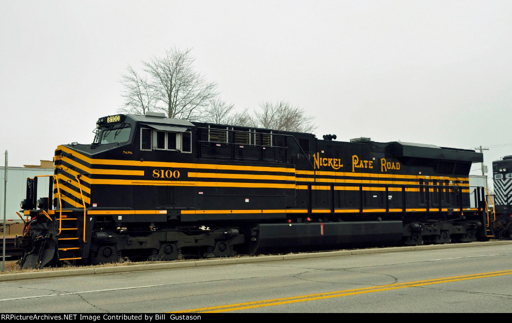 NKP heritage unit at Kokomo