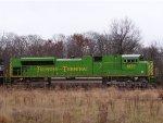 NS 1072 - Illinois Terminal Heritage Unit