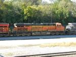 BNSF 7462 (ES44DC)