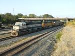 BNSF 9670(SD70MAC) 9856(SD70MAC)