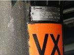 NS 8157 WABCO vent valve detail