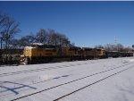 Union Pacific 8349 & 4799
