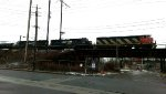 NS 38G at Frankford Junction