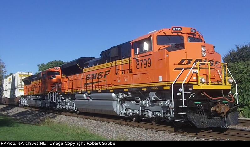 BNSF 8799
