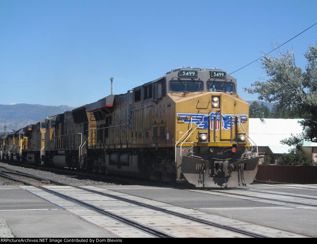 Giant MRORV Passing Truckee