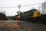Trailing Engine On Q172