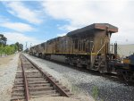 Stack Train Departs Emeryville