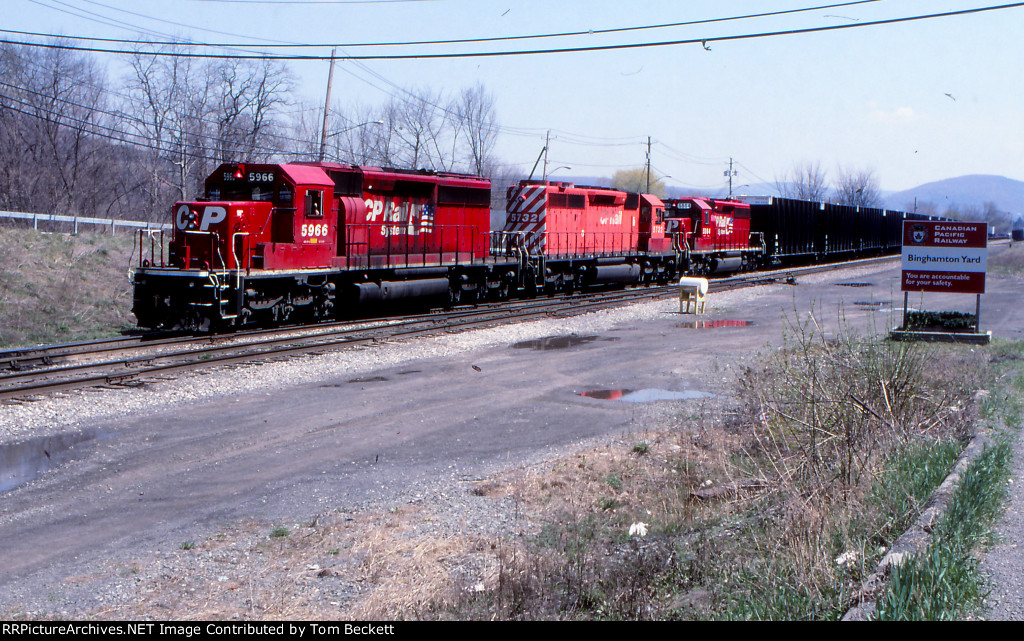 167 at the northend crossovers