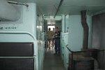 Interior of ATSF 999727