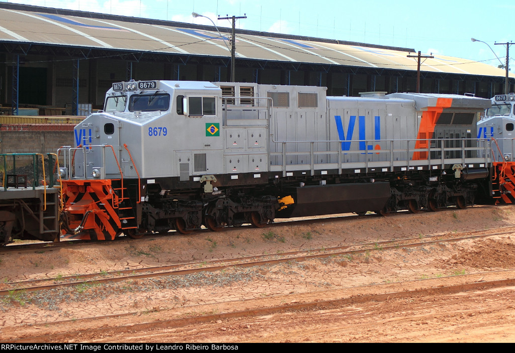 New locomotives VL!