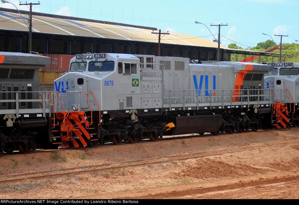New locomotives VL!