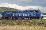 Amtrak 138 on 2004 Kerry Tour