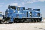 3 ft narrow gauge US Gypsum DL535E #112