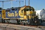 BNSF ex Santa Fe GP35u #2639