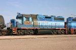 Ferromex ex NDM GP35 rebuilt to GP38-2 specs #2012