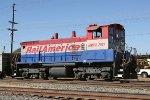 Rail America SW1500 #2687